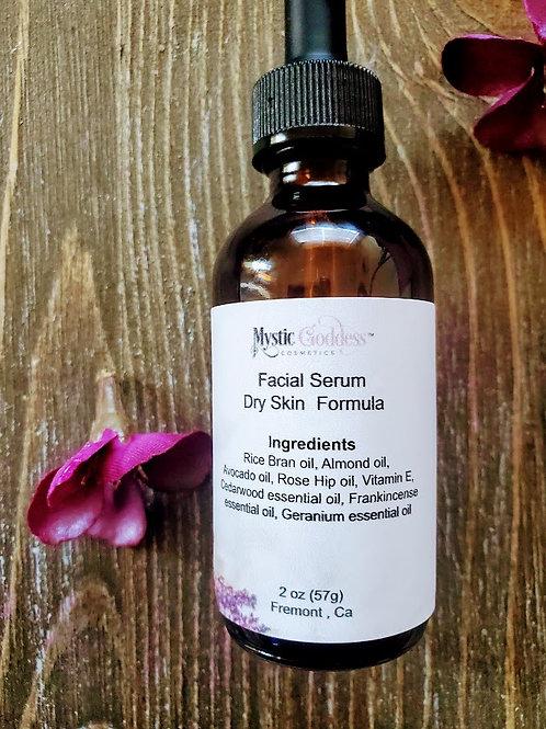 2 oz Dry Skin Face Serum