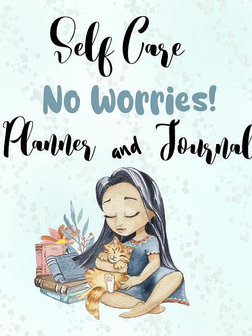 No worries self-care workbook