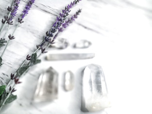 Creating and Using a Crystal Intention Journal