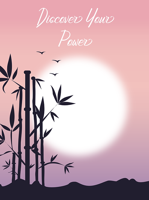 Discover Your Power Journal