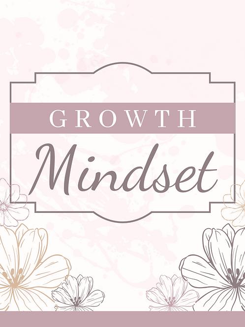 30 Days to a Better Mindset Workbook