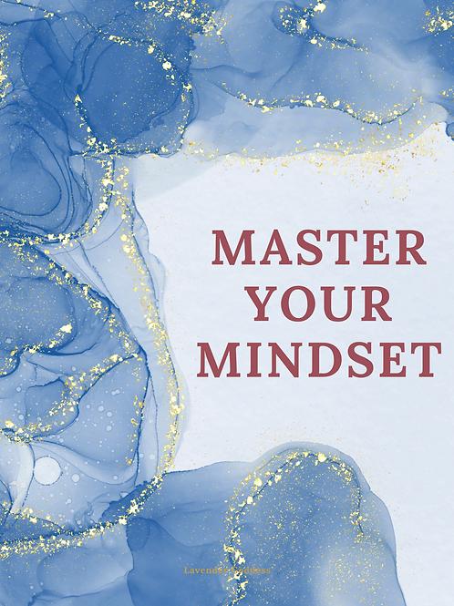 Blue Mindset Journal