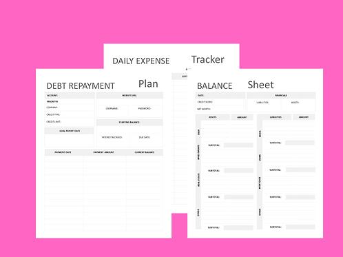 Budget Financial Planner
