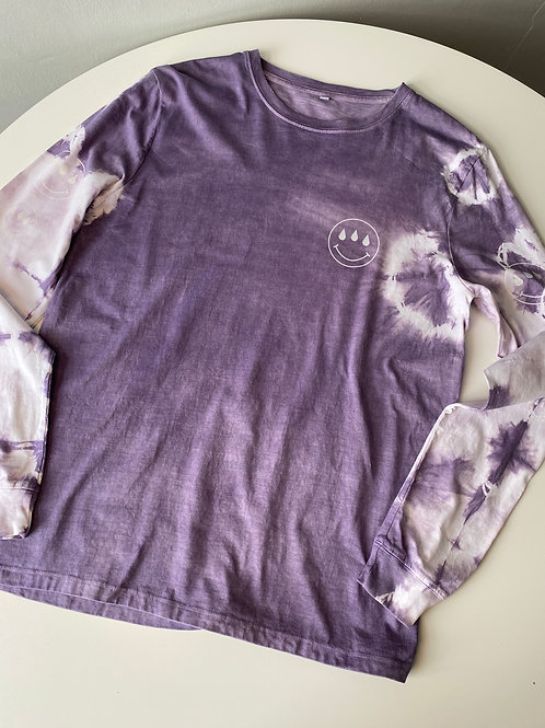 IN/OUT LONG SLEEVE LILAC