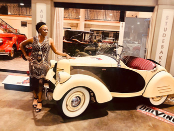Roaring 20s Party at Automobile Driving Museum