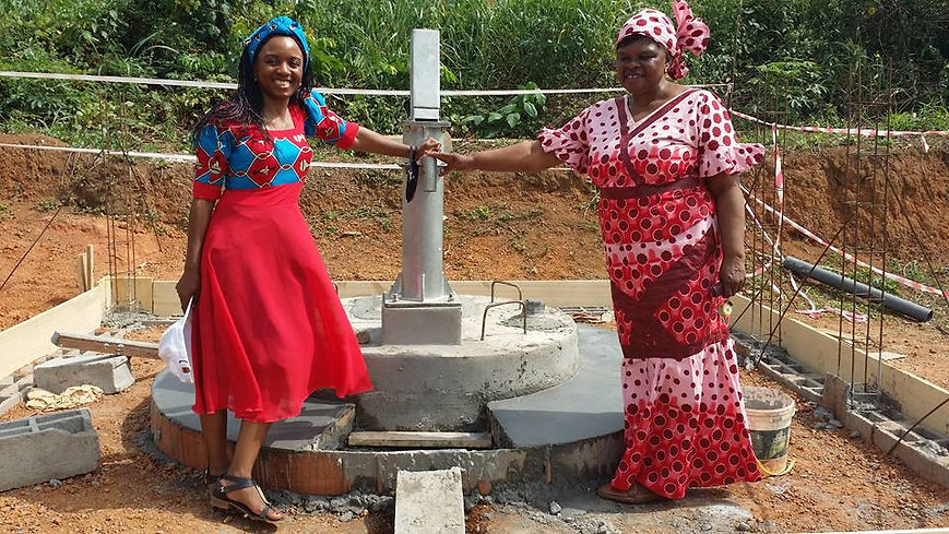 Ruth and Ma at Well.jpg