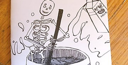 Bones Zine: The Hunt for the Perfect Breakfast