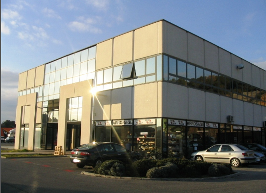 Centre d'affaire Puissanton