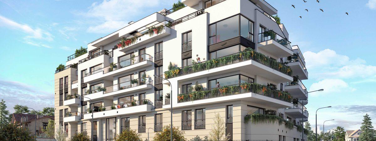 Carré Céleste, 57 logements