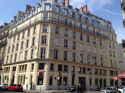 Louvre-Coquillière - immeuble mixte