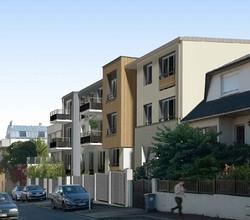 Rue Tolstoï, 28 logements livrés