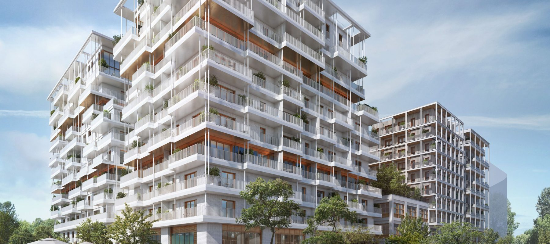 CINETIC - Lot A2 - 152 logements