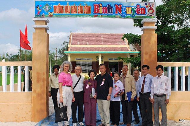 Ecole maternelle pour 30 enfants