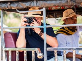 Join Photographer Francisco Marin On Board the Aqua Mekong