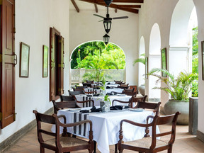 Tamarind Hill, Sri Lanka offering complimentary Galle Fort Tour and Cooking Demonstration for guests