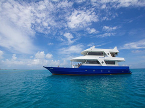 Surf Dive Relax - Maldives                  You can experience the Maldives without breaking the ban