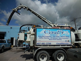 jet vac cleaning services in winter garden