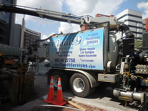 vacuum truck services winter garden