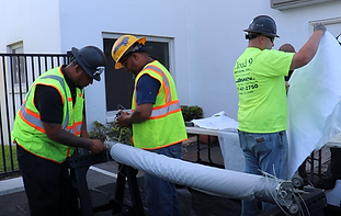 trenchless pipe lining services