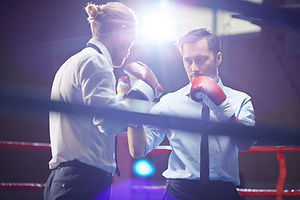 Legacy white collar boxing