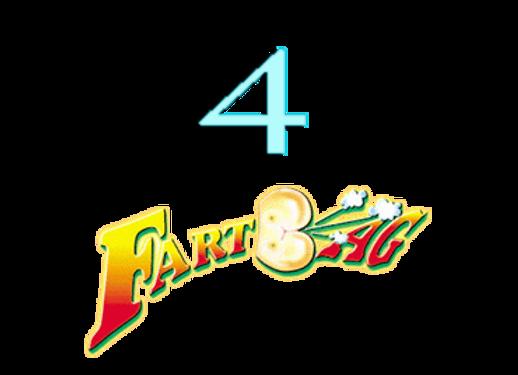 4 Fartbags