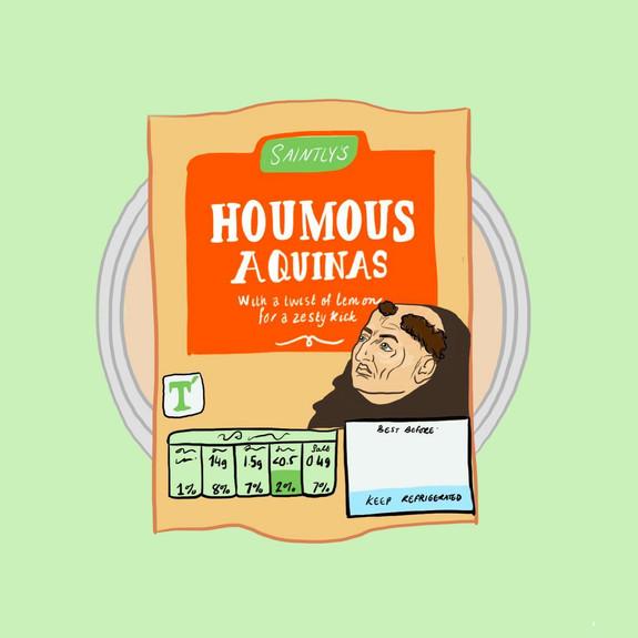Houmous Aquinas