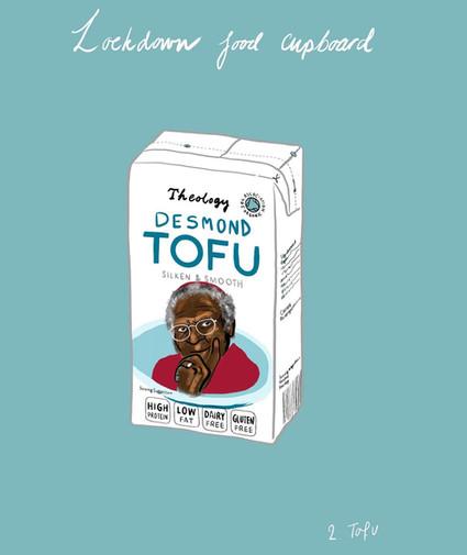 Silken and Smooth, Desmond Tofu