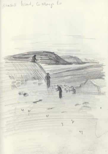 Achill (Initial Sketch)