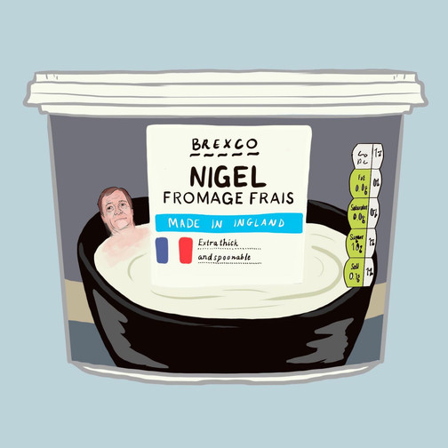 Nigel Fromage