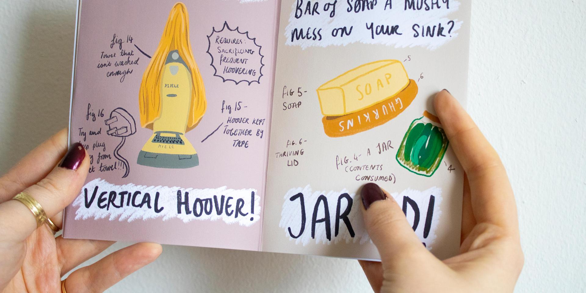Hoover, Jar