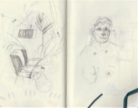 Sketchbook  Portrait
