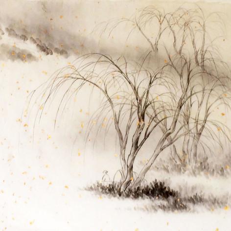 landscape after Li Cheng