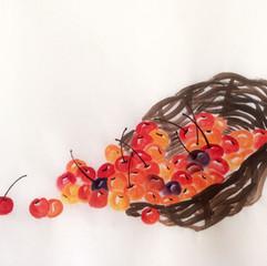 basket of cherry allsorts