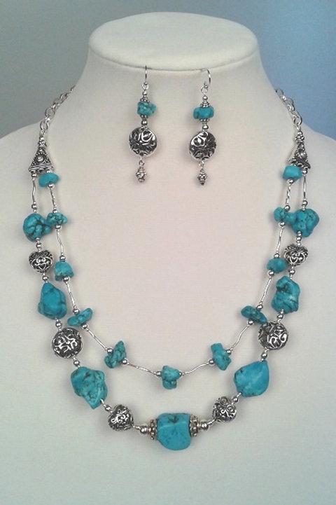 2 Turquoise