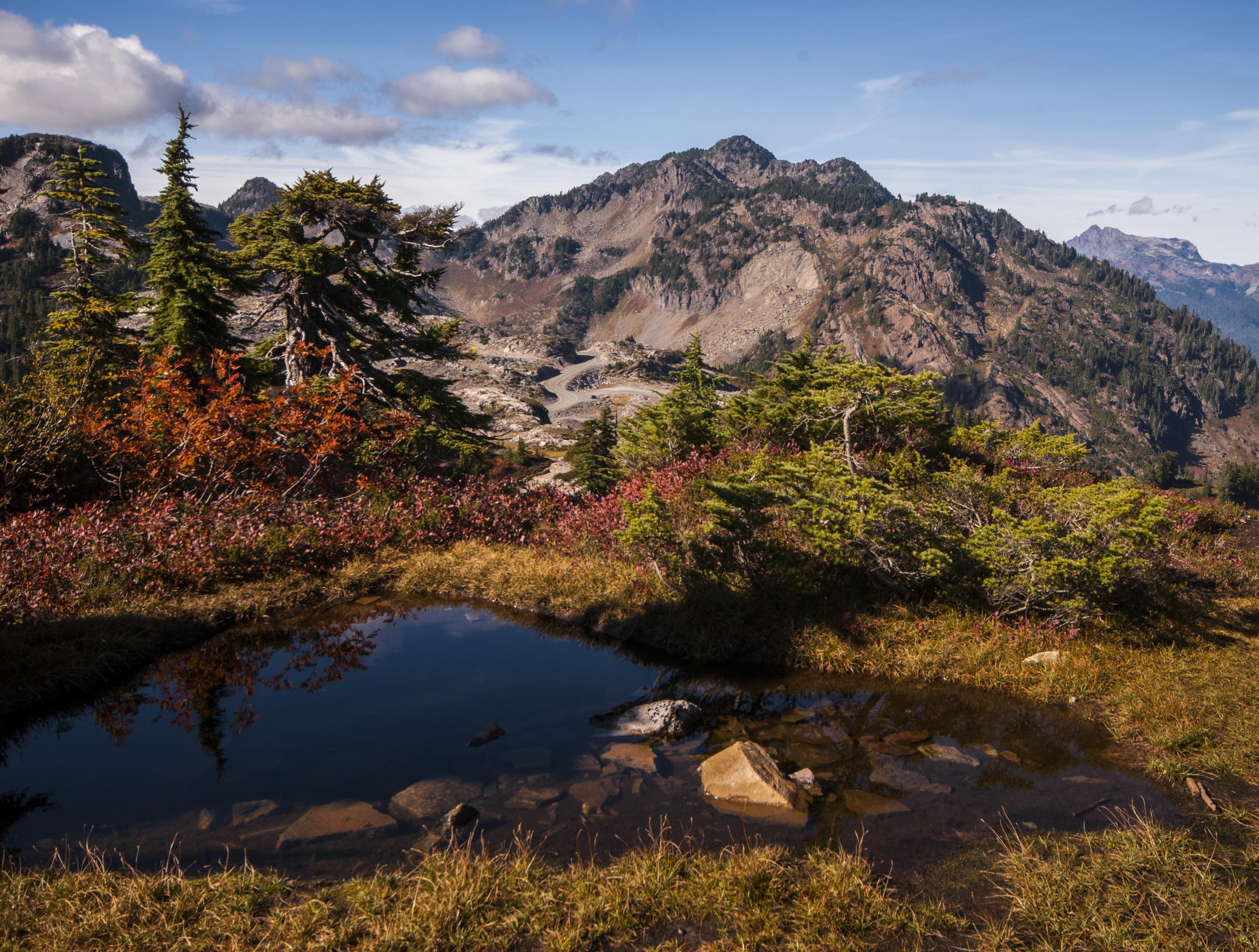 Artist's Point - Mount Baker