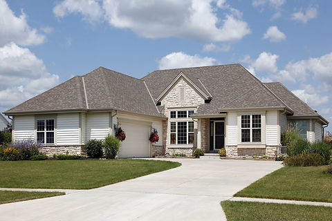 bigstock-Home-with-stone-entry-and-crea-