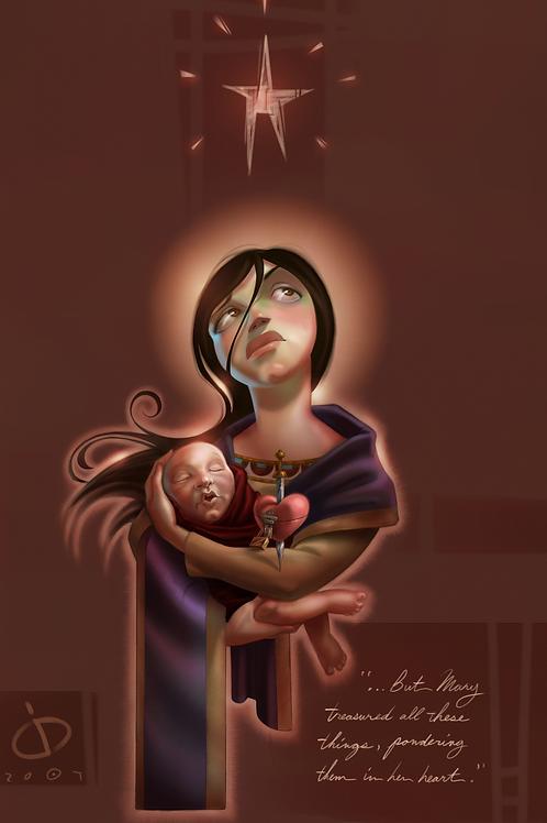 Mary's Treasure