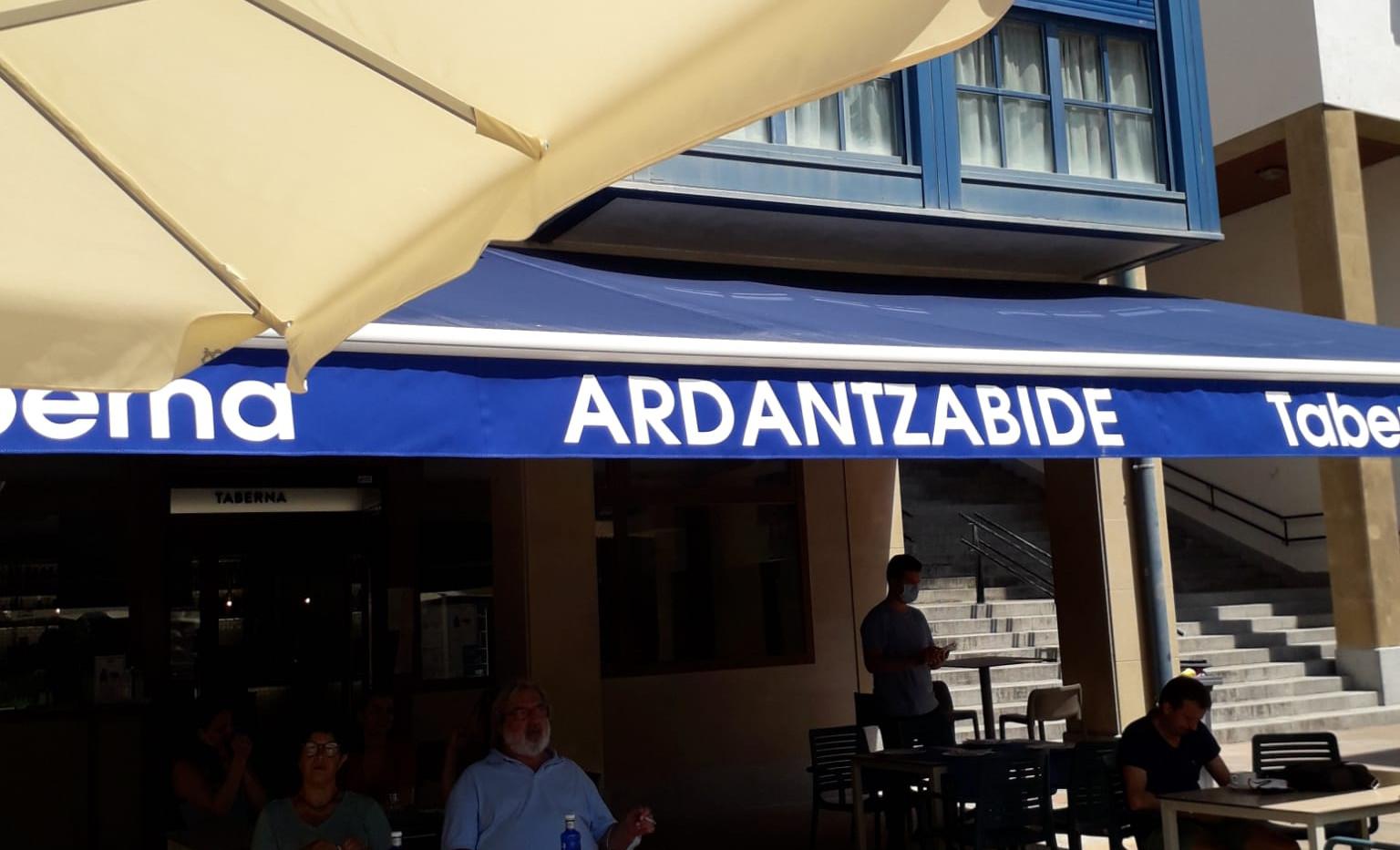 Ardantzabide