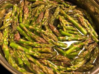 Recipe: Creamy Asparagus Soup