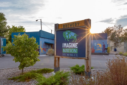 Imagine Nation Brewing by Pam Voth Photo