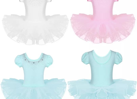 Rhinestone Ballet Dress