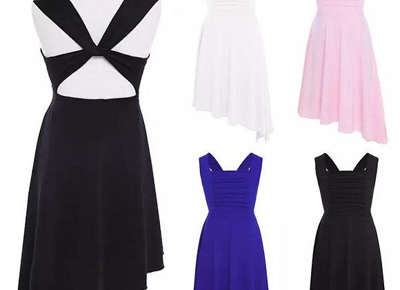 Preorder Twist Back Lyrical Dress