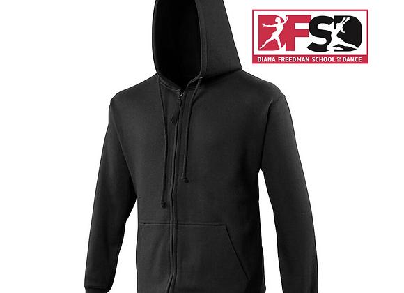 DFSD Adult Zipped Hoody