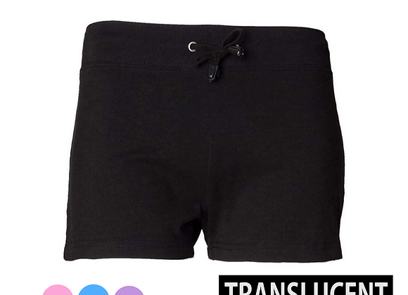 Translucent Adult Shorts