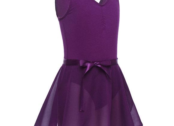 Preorder - Chiffon skirt & Leotard