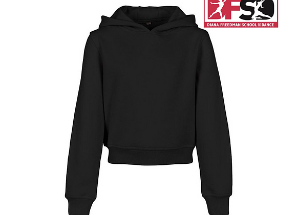 DFSD Childs Cropped Hoody