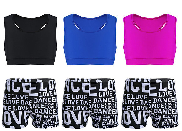 Love Dance Outfit