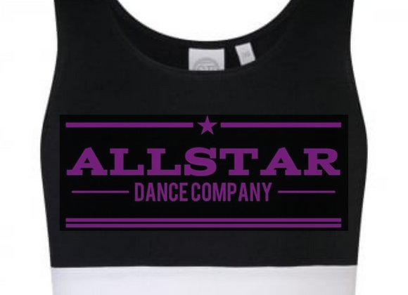 ALLSTAR Adult Crop Top