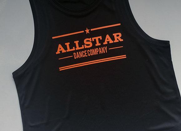 ALLSTAR Black Adult Vest