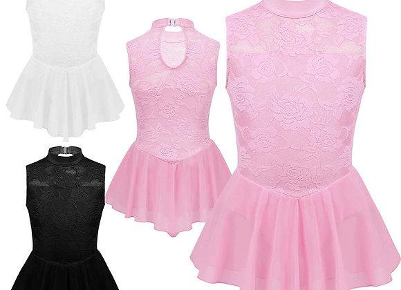 Lace Skater Style Dress